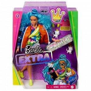 Кукла Mattel Barbie Экстра с голубыми волосами39