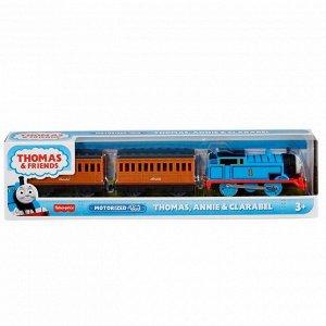 Паровозик Mattel Thomas & Friends моторизированный11