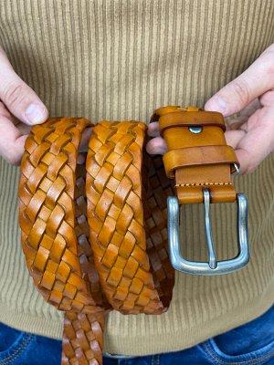 Ремень унисекс кожаный.