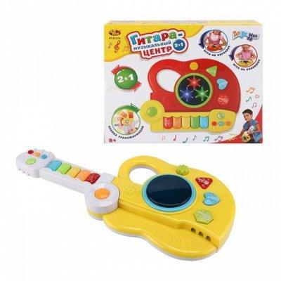 Магазин игрушек. Огромный выбор для детей всех возрастов — Игрушки музыкальные — Игрушки и игры