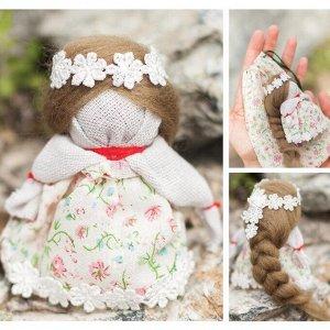 Кукла-оберег «На счастье», набор для творчества 21 х 14,85 см