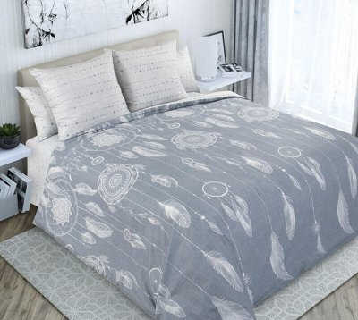 Не только постельное и шторы! Подушки тут — Постельное полутороспальное