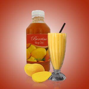 Манго - Фруктовая база для приготовления напитков, соков, смузи