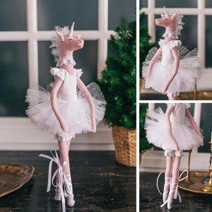 """Мягкая балерина """"Жизель"""", набор для шитья 21 ? 0,5 ? 29,7 см"""