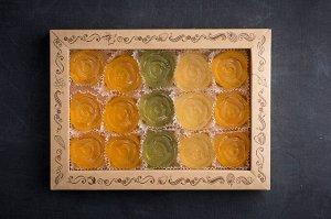 "Мармелад желейный формовой ""Ассорти цитрусовый"" (апельсин, лимон, грейпфрут, лайм)"