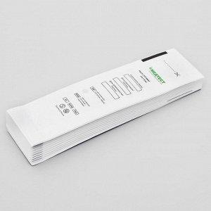 Пакеты бумажные самокл.для паровой, воздушной, этиленоксидной стерилизации, 50 х 170 мм