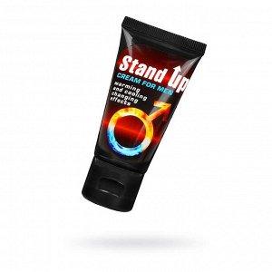 Крем Stand up, для мужчин, 25 г