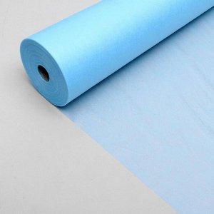 Простыни Standart+ 80*200 голубой 17 гр/м2