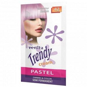 Красящий тонер-крем Venita Trendy Cream саше, 42 Лавандовая мечта, 35 мл