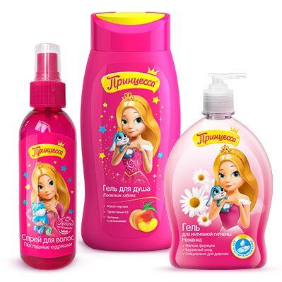 Покупай один + второй в подарок. Коллекция выгодных промо — Детские шампуни, бальзамы и спреи для волос — Все для купания