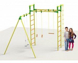 Детский спортивный комплекс Leco-IT Outdoor
