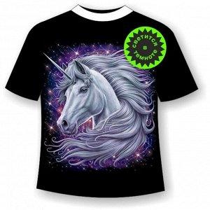 Подростковая футболка с Единорогом 1147