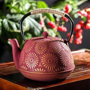 Чайник «Астор», 900 мл, с ситом