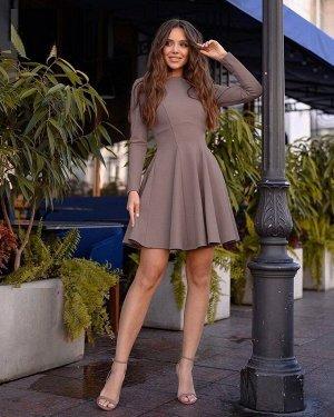 Платье Ткань: креп