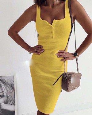 Платье ткань: Рубчик - Лапша