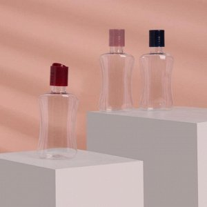 Бутылочка для хранения, 120 мл, цвет МИКС