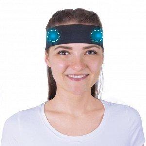 """Бандаж на голову с аппликаторами биомагнитными медицинскими - """"Крейт"""" А150 №2"""