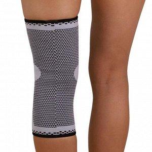 "Бандаж для коленного сустава - ""Крейт"" (№1, серый) У-842, обхват колена 33-35,5 см"