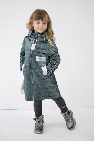 2021 Пальто на синтепоне Lusiming