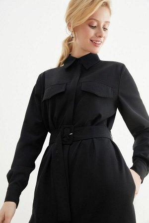 Платье жен. Dikman 1 черный