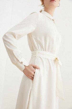 Платье жен. Domenican серебряный