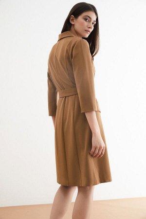 Платье жен. Sorn темно-бежевый