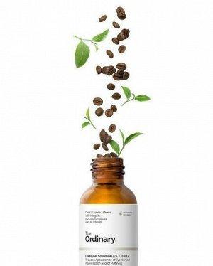 Сыворотка для ухода за кожей вокруг глаз с кофеином Caffeine Solution 5% + EGCG.