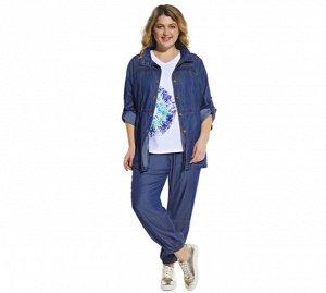 Куртка 2076 синий