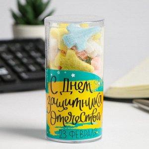 """Фигурный сахар в  тубе """"23 - Февраля - Самолеты"""""""