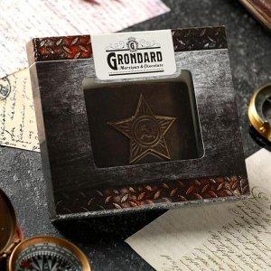 Шоколадная фигурка Grondard «Бляха», 40 г
