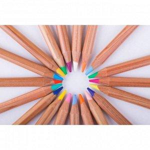 Карандаши художественные цветные «Мастер-класс», 36 цветов