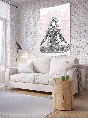 Панно (постер) с фотопринтом на стену «Душевная медитация»