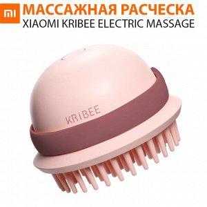 Антистатическая массажная расческа Xiaomi Kribee Electric Massage Comb
