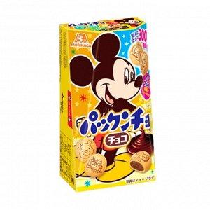 Печенье Микки шоколадное 47гр.
