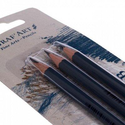 Art Идея. Вся палитра красок и товаров для творчества — Чернографитные карандаши — Графика и черчение