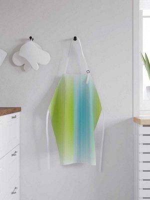 Фартук кухонный регулируемый «Цветная текстура», универсальный размер