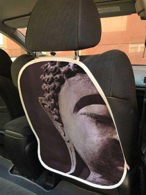 Универсальный чехол-накидка на автокресло «Будда»