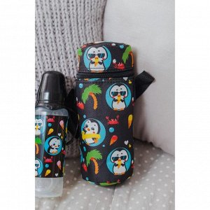 Термосумка для бутылочки «TRAND. Пингвин», форма тубус