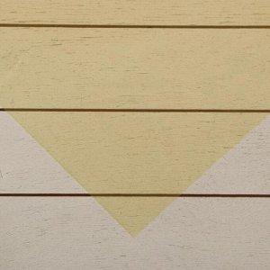 Плёнка полиэтиленовая, толщина 100 мкм, 3 ? 5 м, рукав (1,5 м ? 2), УФ, жёлтая, 1 сорт, ГОСТ 10354-82, «Тепличная»