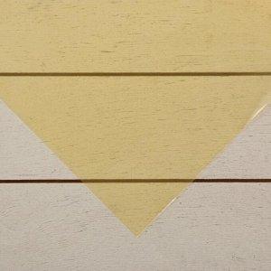 Плёнка полиэтиленовая, толщина 150 мкм, 3 ? 5 м, рукав (1,5 м ? 2), УФ, жёлтая, 1 сорт, ГОСТ 10354-82, «Тепличная»