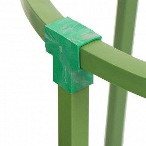 Кустодержатель, d = 50 см, h = 76 см, ножка 2 ? 2 см, пластик