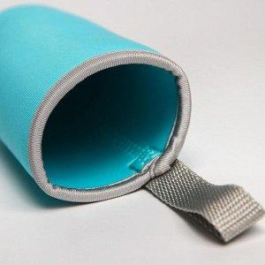 Термосумка для бутылочки до 240 мл, цвет голубой