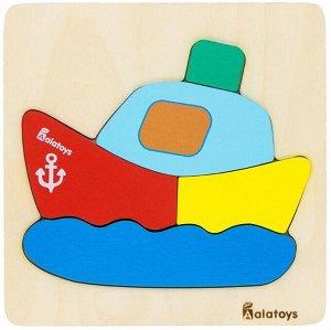 "Alatoys Пазлы ""Кораблик"""