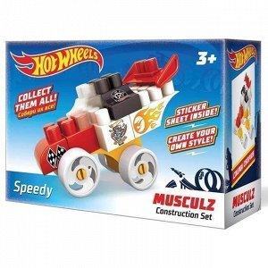 Констр-р Bauer 709 hot wheels серия musculz Speedy