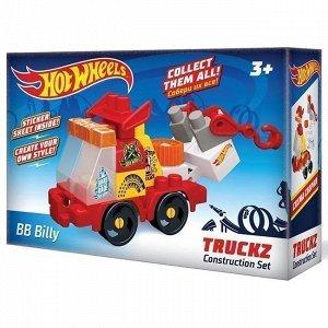 Констр-р Bauer 720  hot wheels серия truckz BB Billy