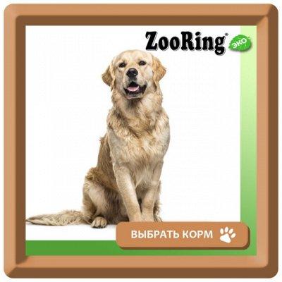 KARMY / ZооRING / ЛАКОМСТВА - 🐶 Счастливая жизнь питомца — Сухой корм ZOORING для собак крупных пород — Корма