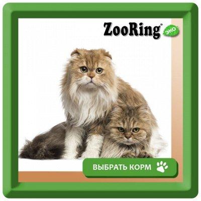 Деревенские лакомства - Ваш питомец будет признателен! — Корм ZOORING для пожилых кошек — Корма