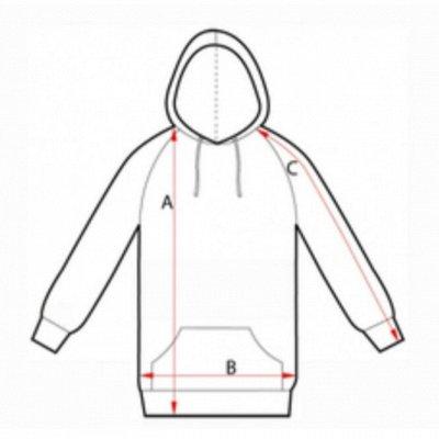 GT-  Распродажа верхней одежды!  — Размерная сетка — Одежда