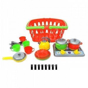 Набор посуды Галинка 10 Т1172