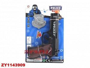 Набор полицейского 8019-1HY на блист.